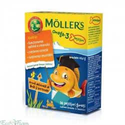 MOLLERS OMEGA 3 FISHES...