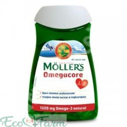 MOLLERS OMEGACORE 1320 MG...