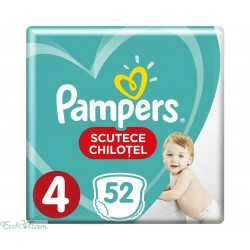 PAMPERS 4 PANTS BABY  9-15...