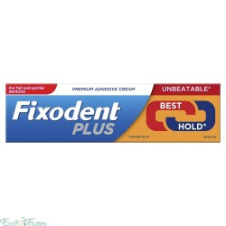 FIXODENT PLUS BEST HOLD 40...